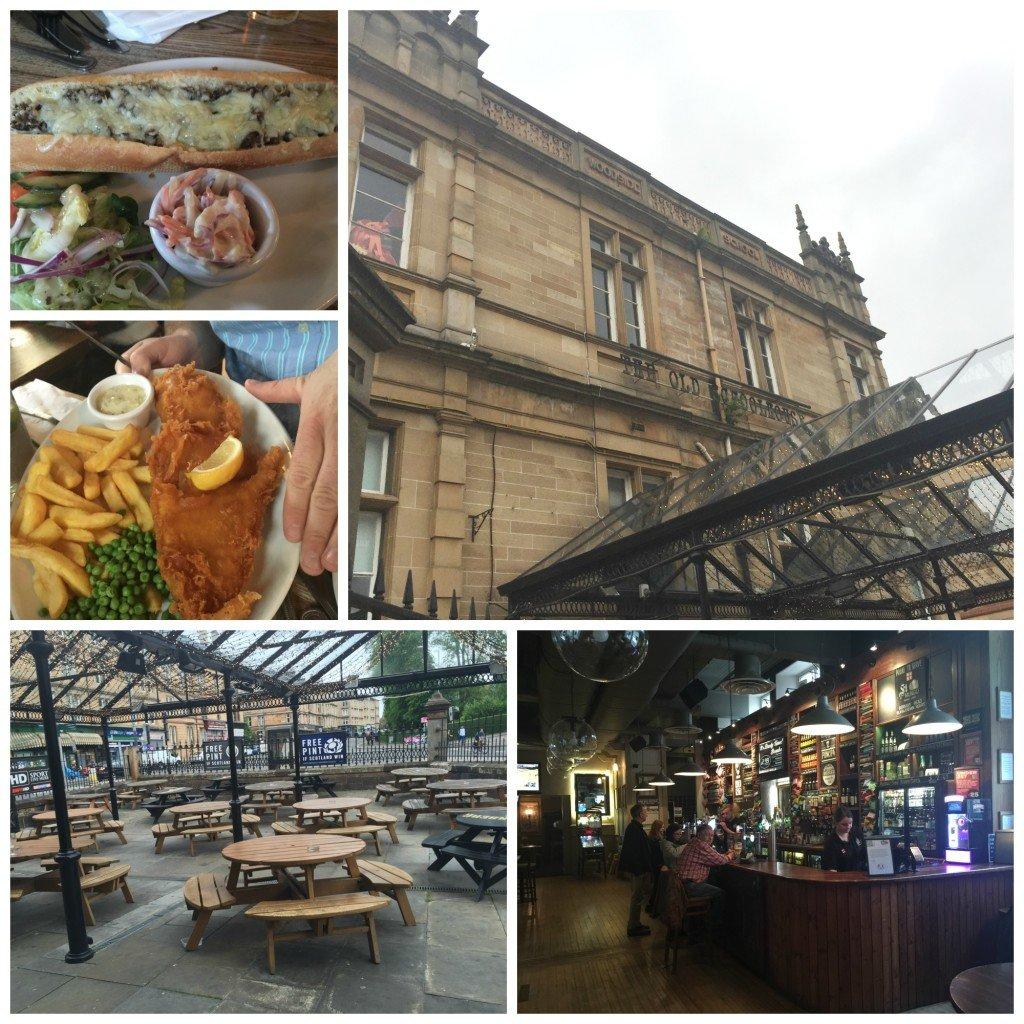 Old Schoolhouse Restaurant Glasgow