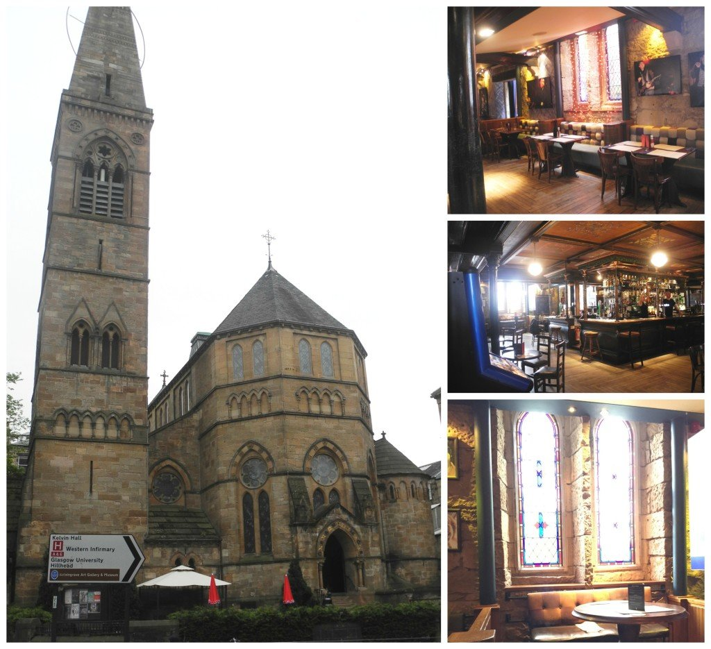 Oran Mor Church Bar