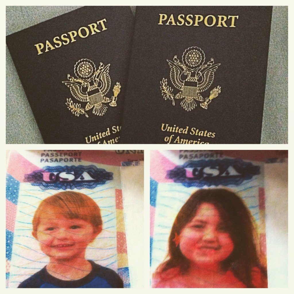 International travel tips: Get your kids passports as young as possiple