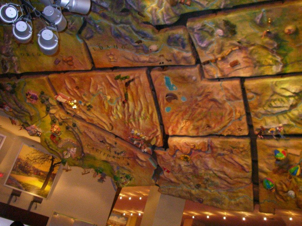 American Cafe NYNY Las Vegas
