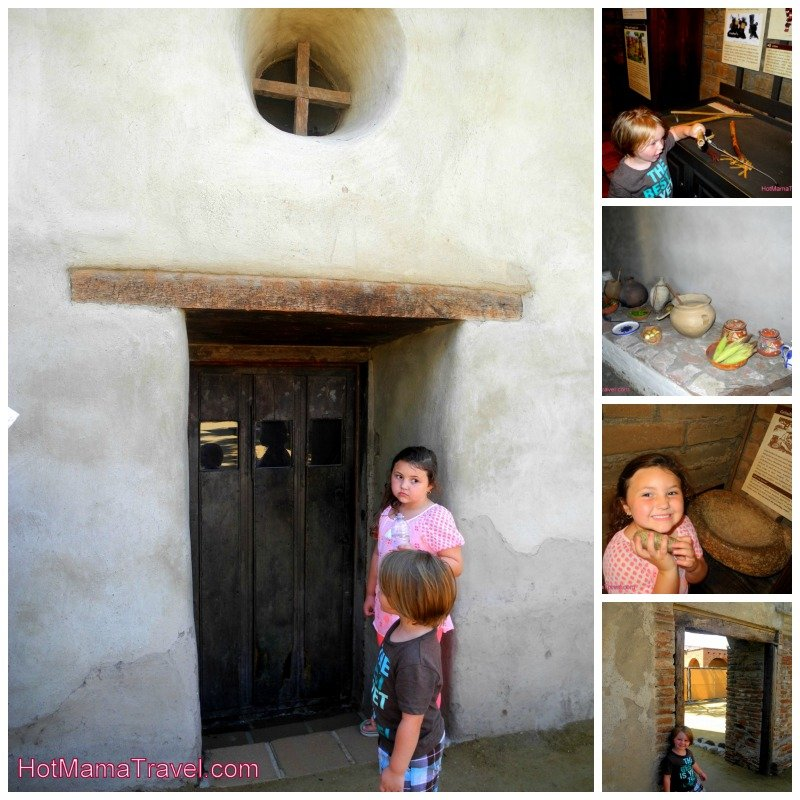 Kids Activity Mission San Juan Capistrano