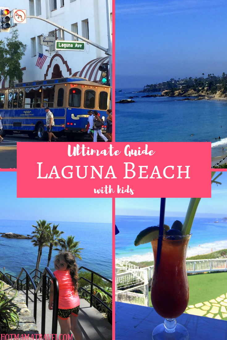 Ultimate Guide to Laguna Beach with kids
