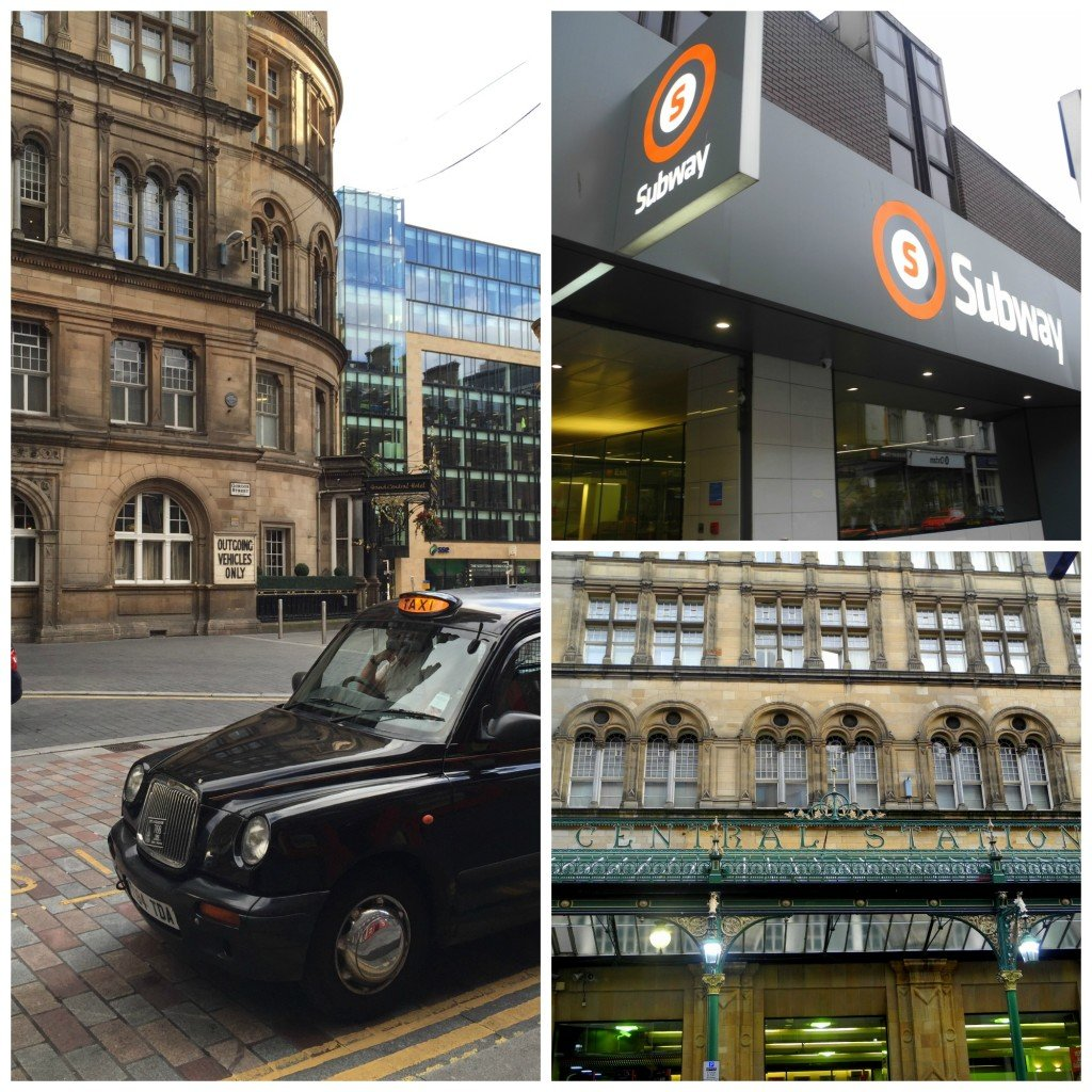 Glasgow Transportation