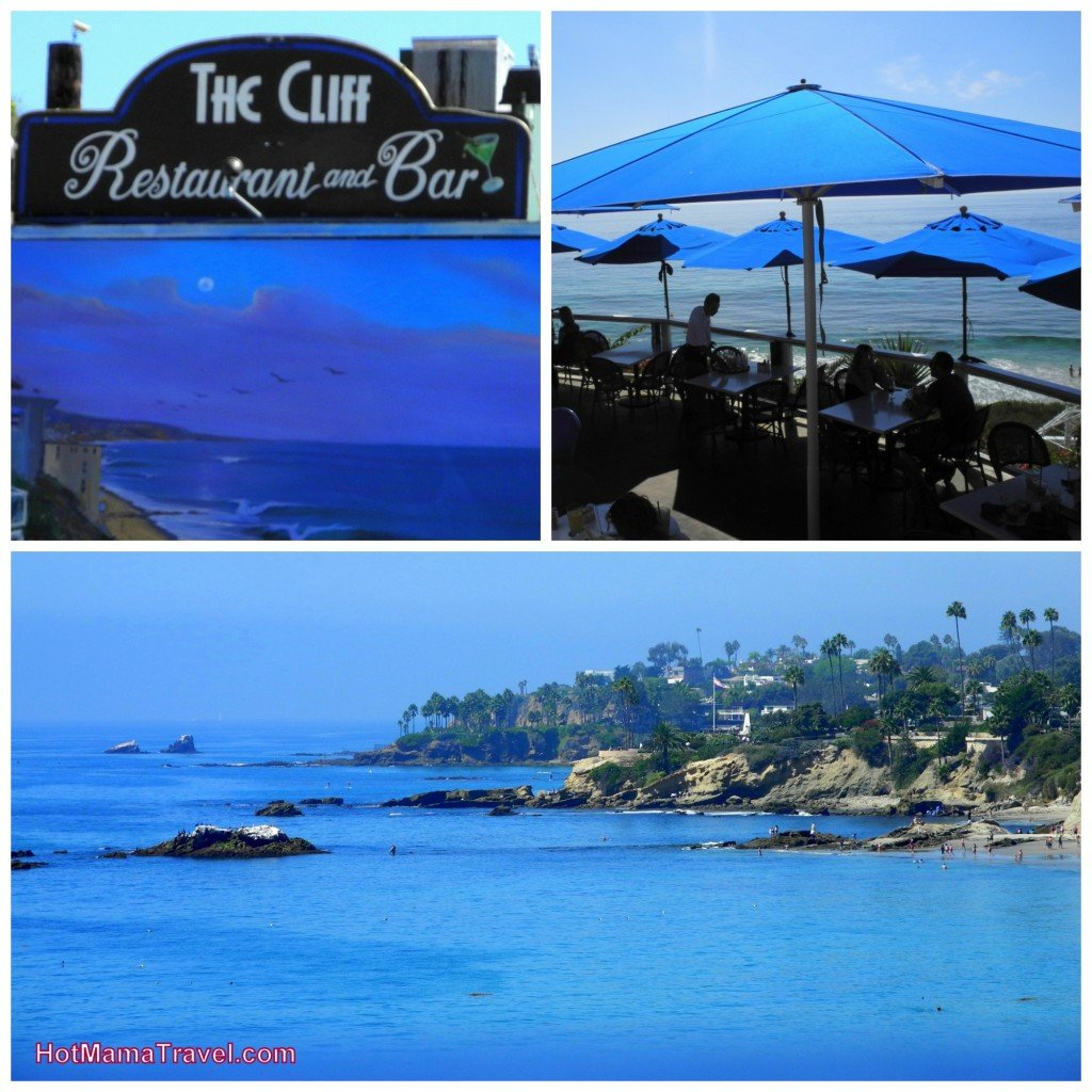 The Cliff Restaurant Laguna Beach