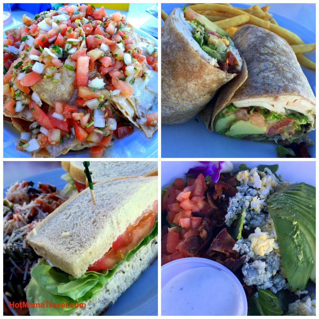 Food in Laguna Beach