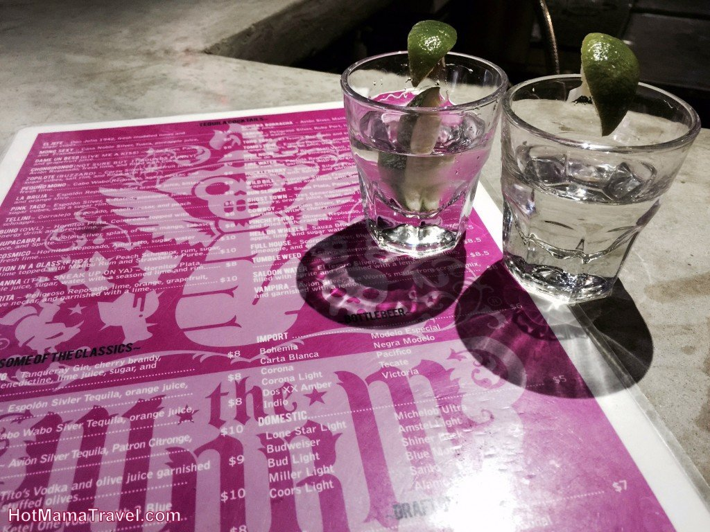 Tequila on the Riverwalk