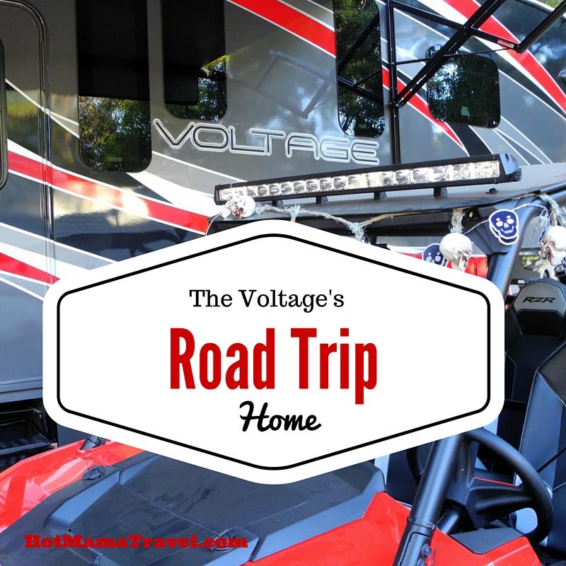 Voltage Road Trip