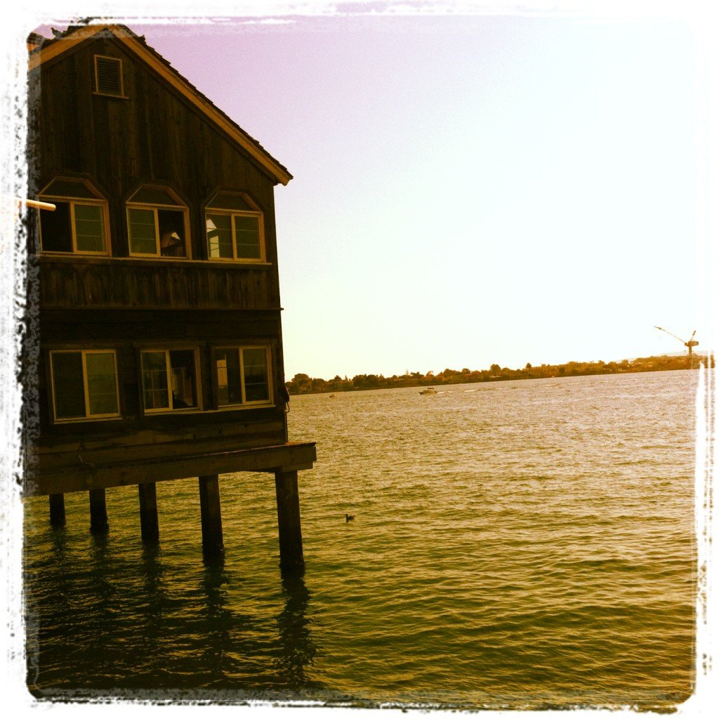 Seaport Village ocean view