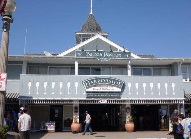 Harborside Restaurant at Balboa Fun Zone