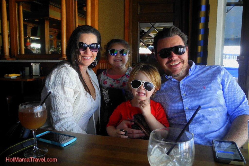 Family Fun Harborside Bar