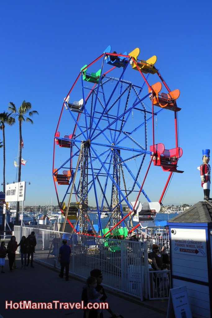 Balboa Fun Zone Ferris Wheel