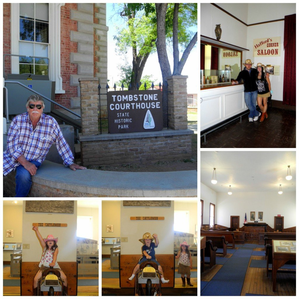 Tour of Tombstone Courthouse
