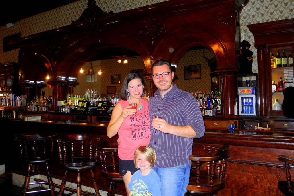 Crystal Palace Restaurant and Bar with Kids in Tombstone