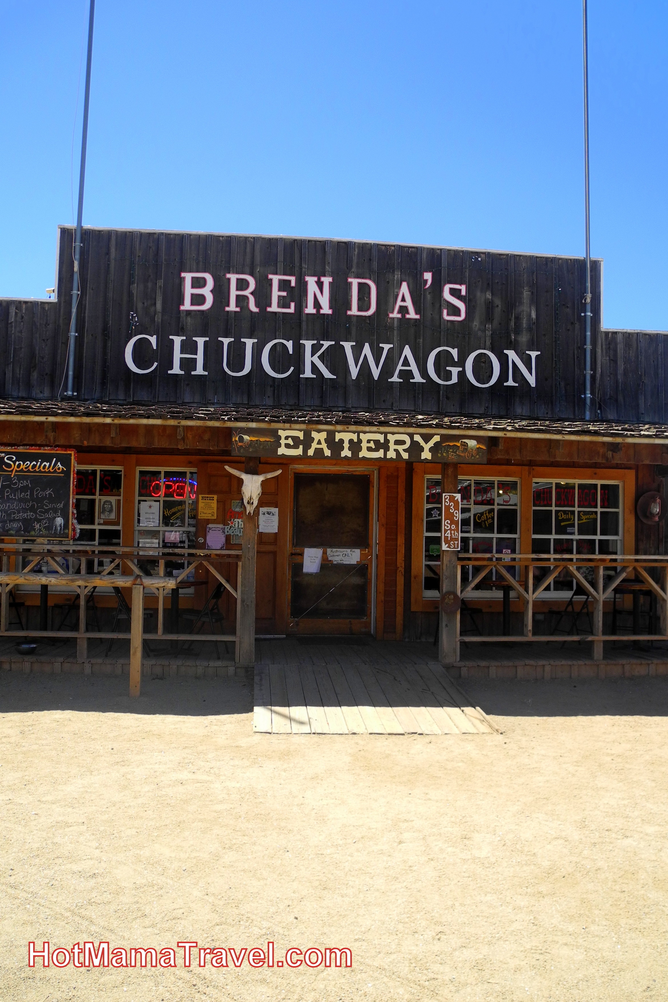 Brenda's Chuckwagon Eatery