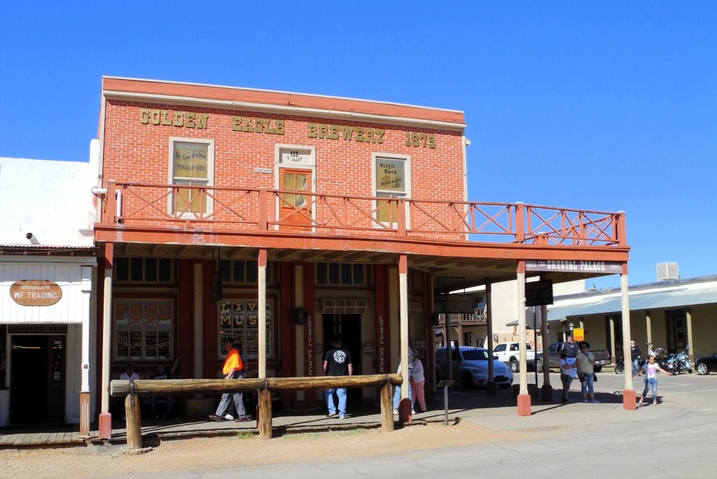 Golden Eagle Brewery Building