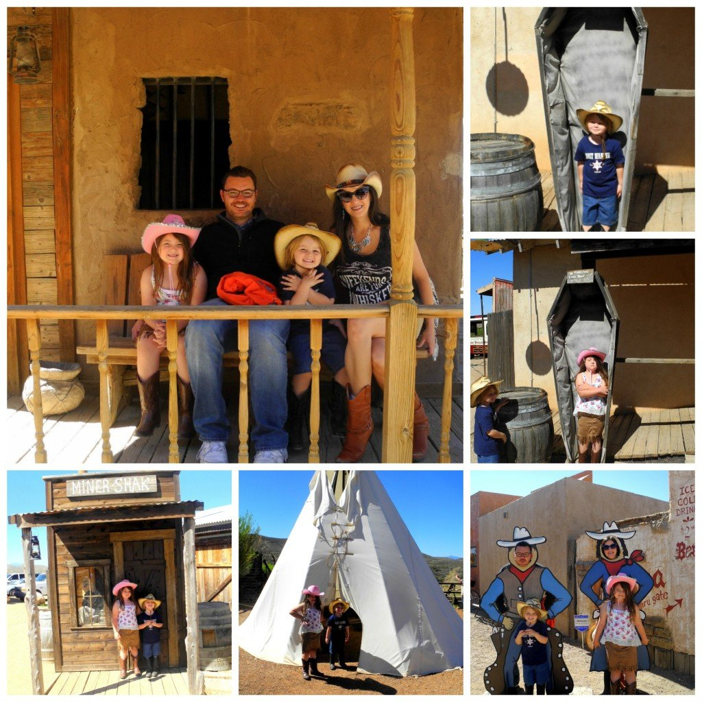 Kids attractions in tombstone