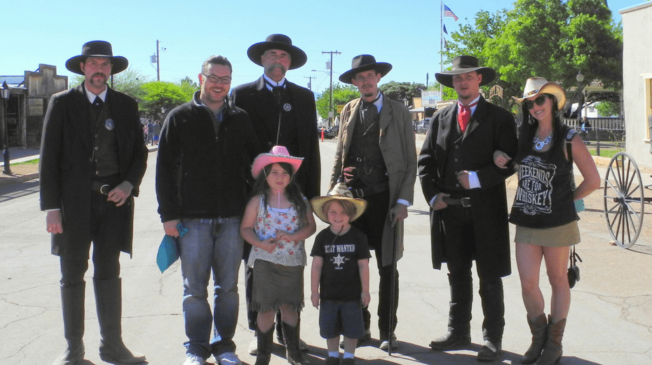 Guide for visiting Tombstone AZ with Kids