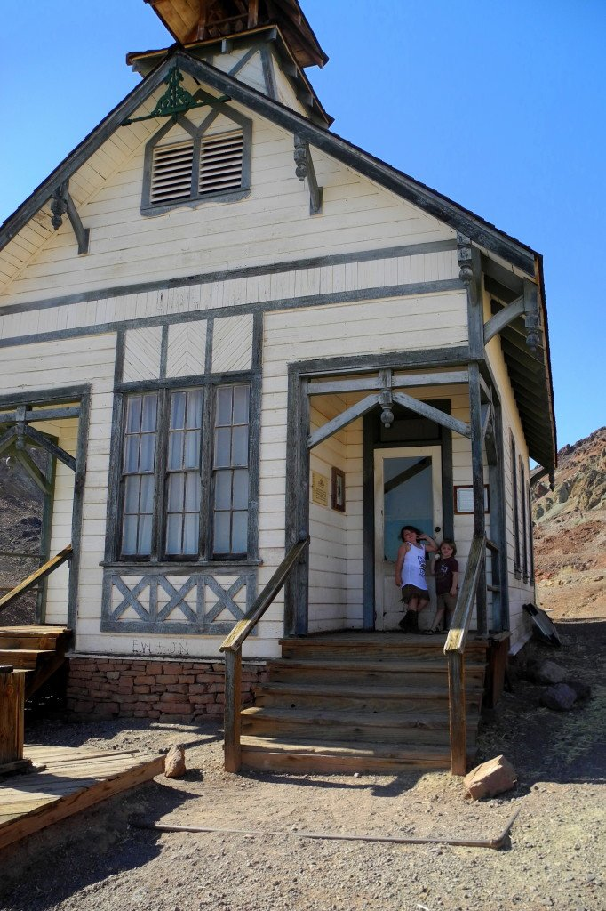 Delicieux Calico Ghost Town With Kids