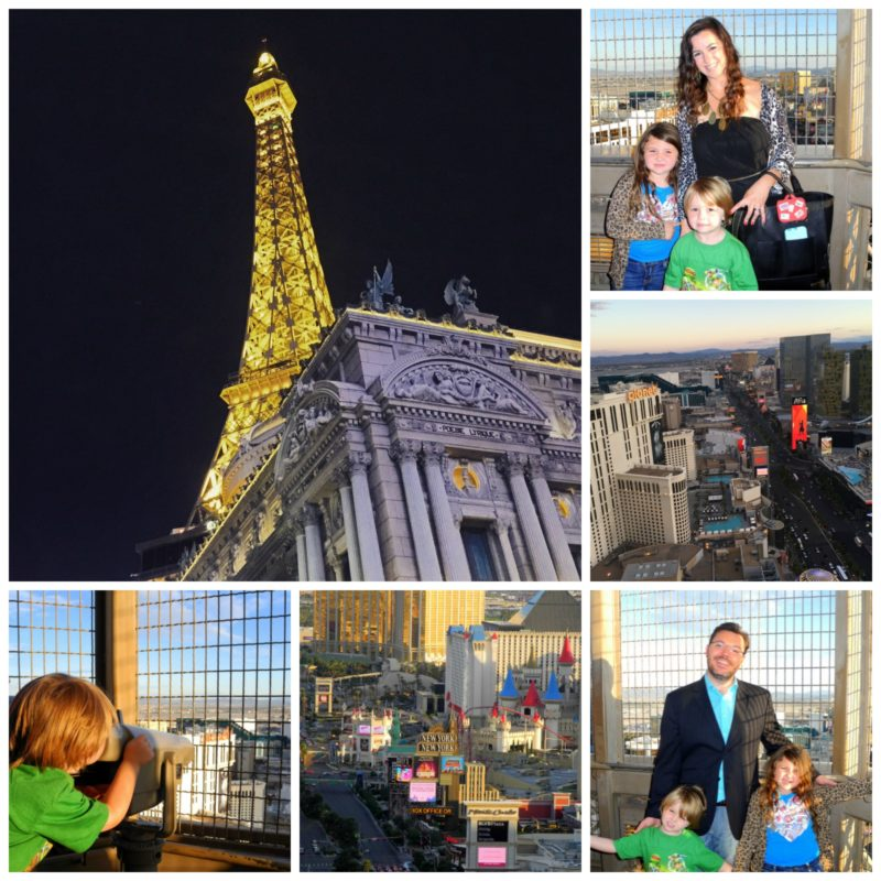 Las Vegas with Kids