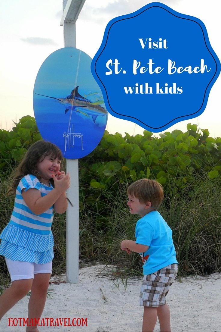 Guide to visiting St. Pete with Kids