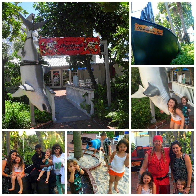 Sharktooth Tavern at Tradewinds Island Grande