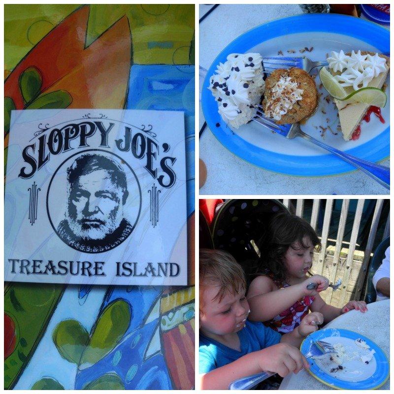 Sloppy Joe;s Treasure Island