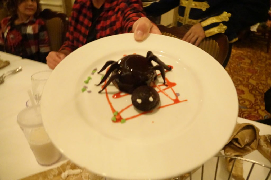 Spider Desert Disney Cruise Halloween