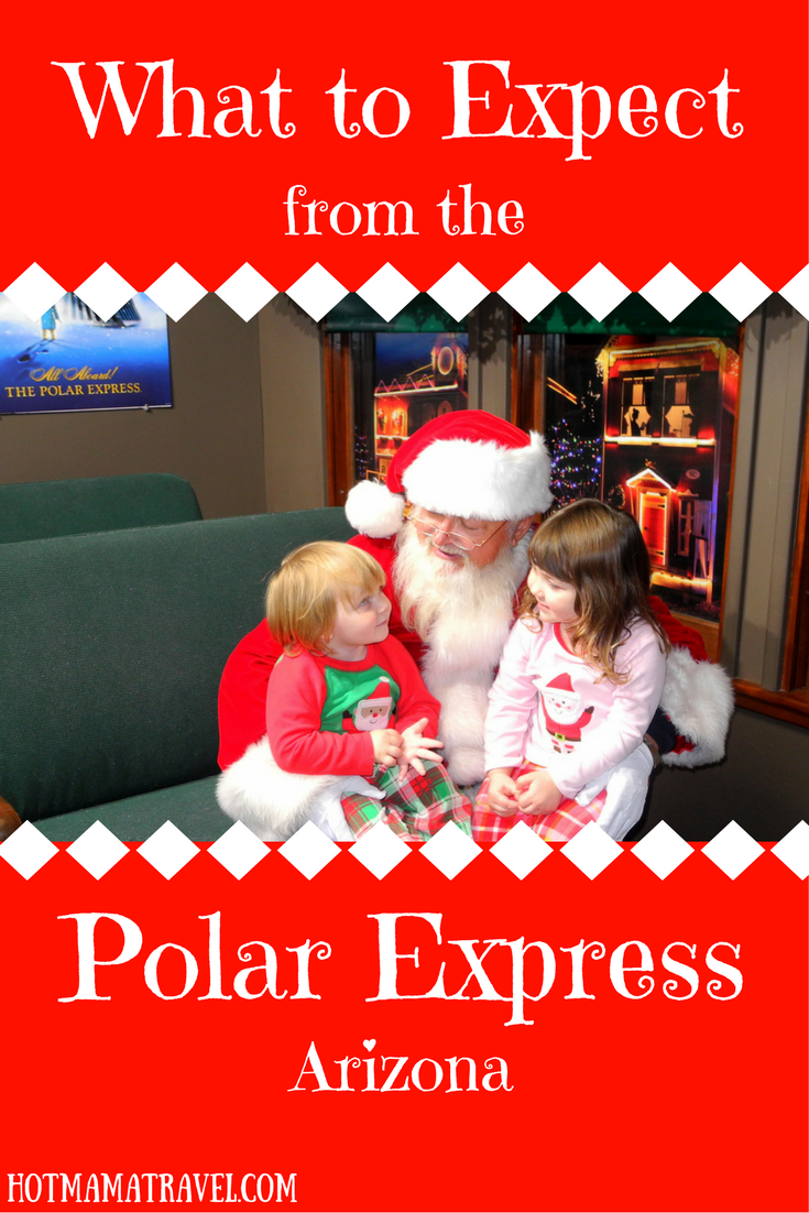 What to Expect from the Polar Express Arizona