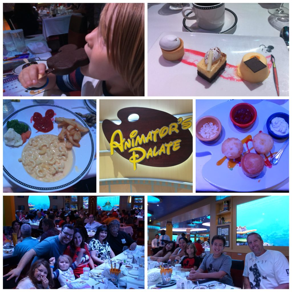 Animator's Palate Disney Fantasy Cruise