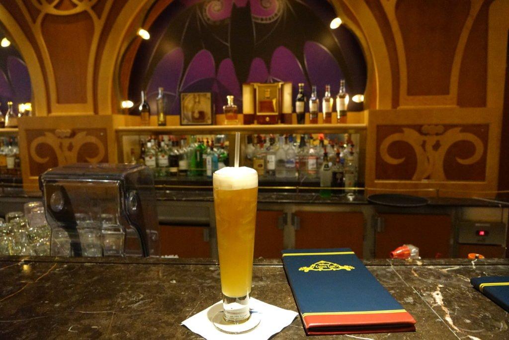 Disney Fantasy Bon Voyage Bar