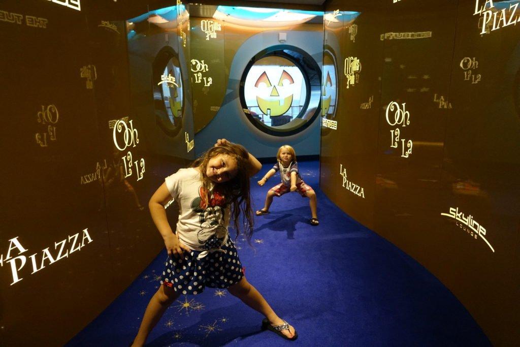 Europa Disney Fantasy kids