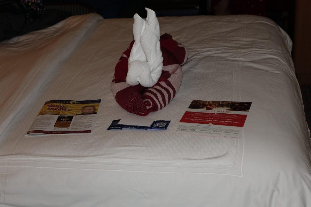 Towel Origami Disney Cruise