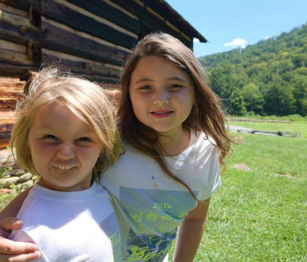 Parenting advice for raising brave kids through travel