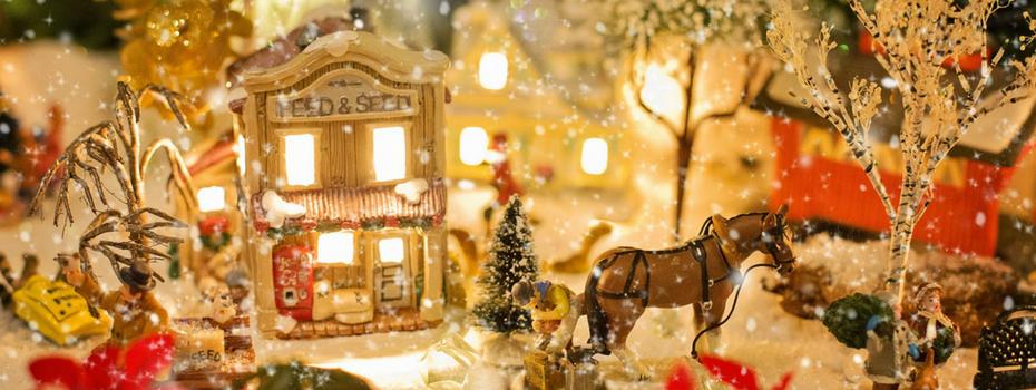 Apple Farm Inn with Kids Christmas Festivities
