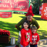 Sea World Christmas with Kids