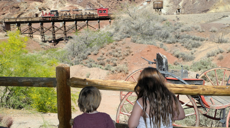 Calico Ghost Town With Kids Visitor Guide