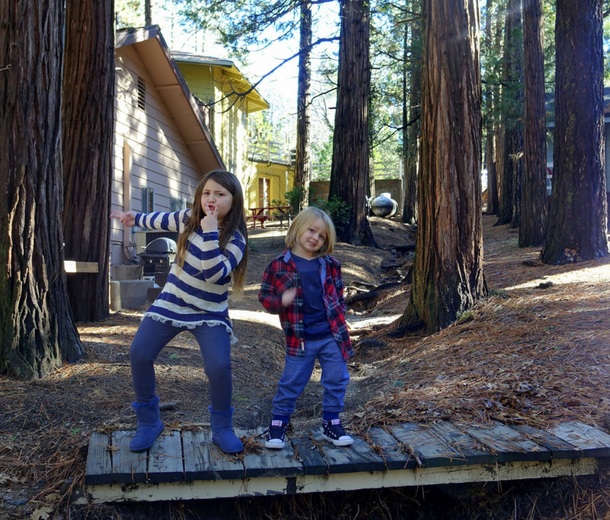 Idyllwild fireside inn cabins review