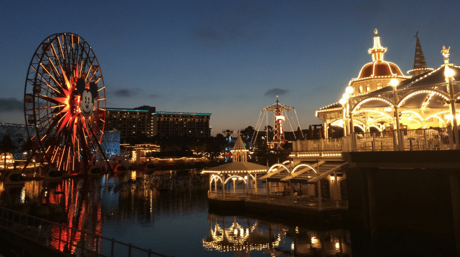 Disney California Adventure with kids guide