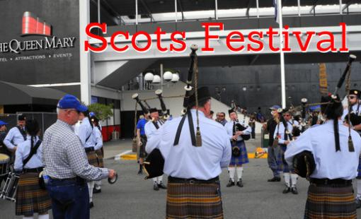 Queen Mary Scots Festival Long Beach CA