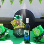 st pattys day at newport dunes RV resort