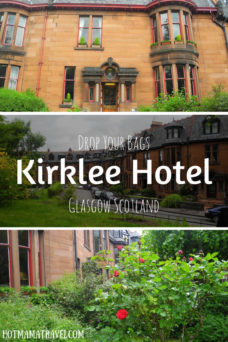 Kirklee Hotel Glasgow