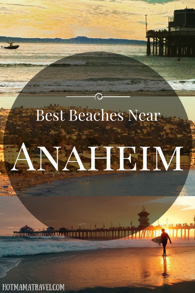 Best Beaches near Anaheim