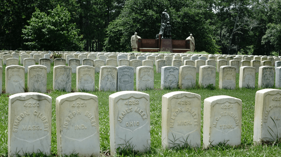 Memorial Day Andersonville GA Travel