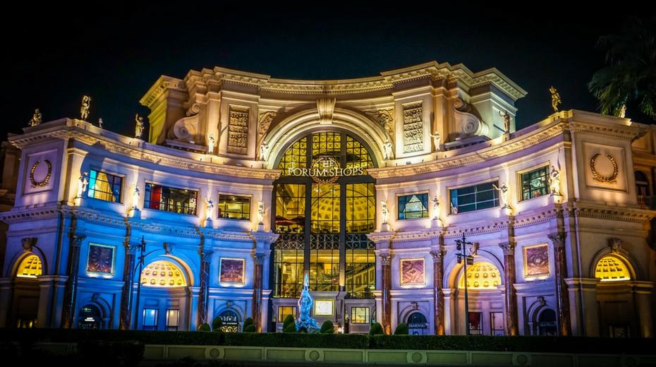 The forum Shjops at Caesars Palace Vegas