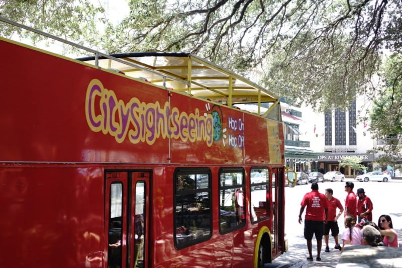City Sightseeing San Antonio