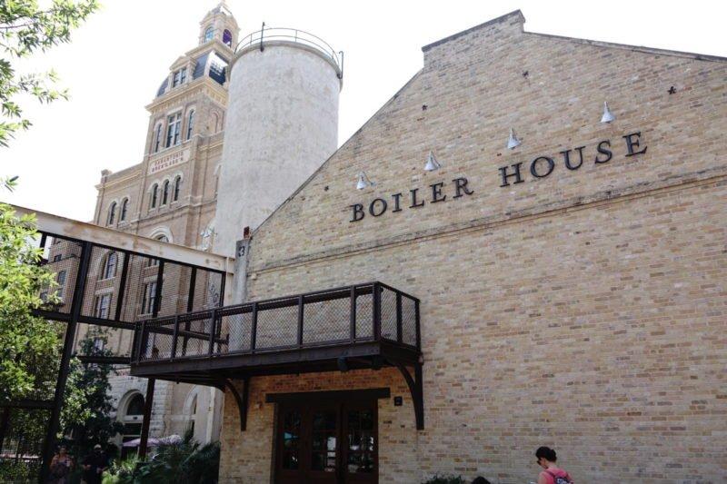 Boiler House San Antonio