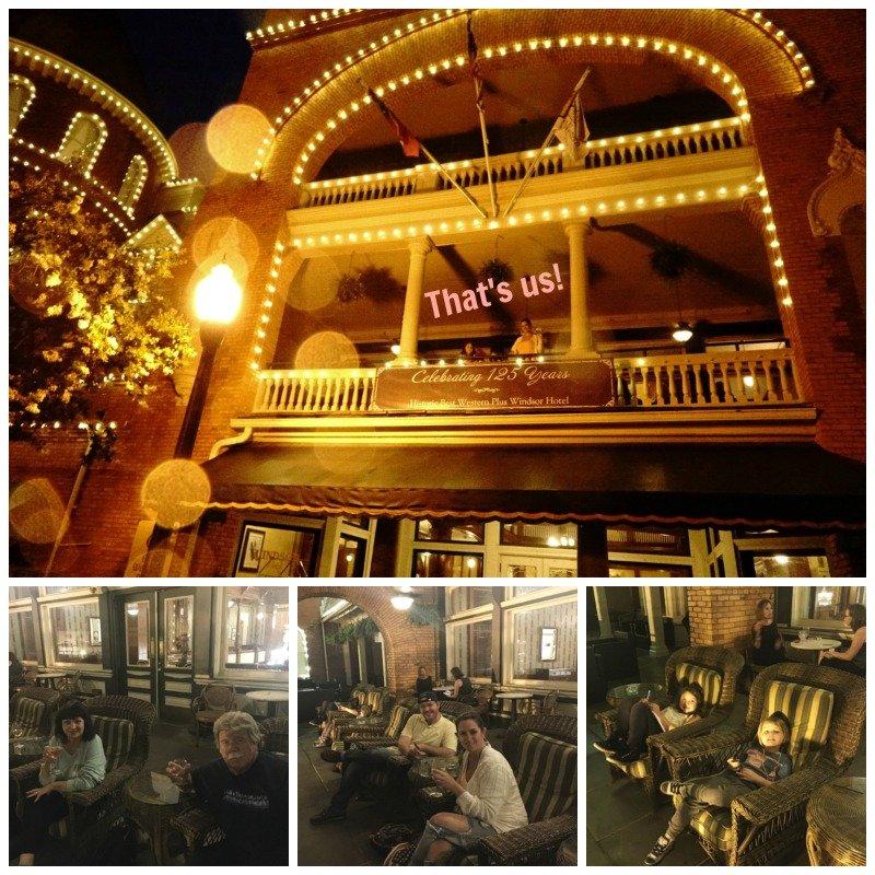 Flyods Pub Windsor Hotel