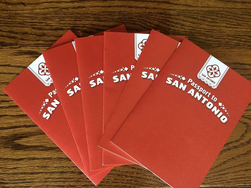 Visit San Antonio passports