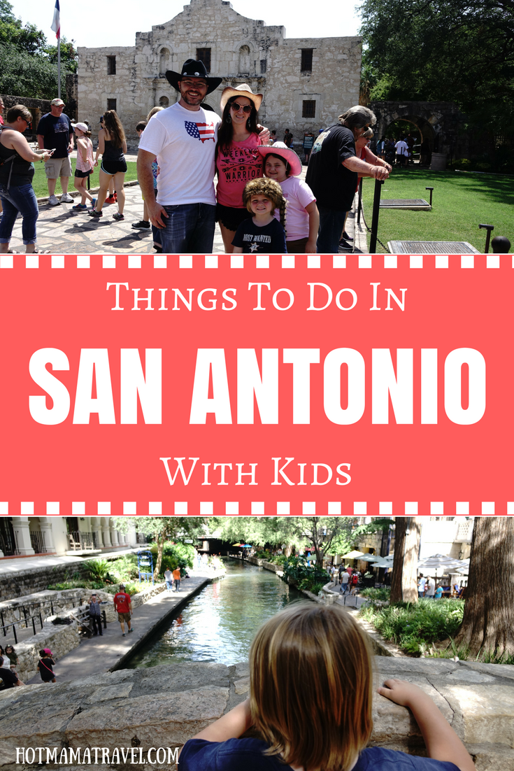 Things to do in San Antonio with kids
