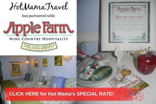 Promotion for Apple Farm Inn